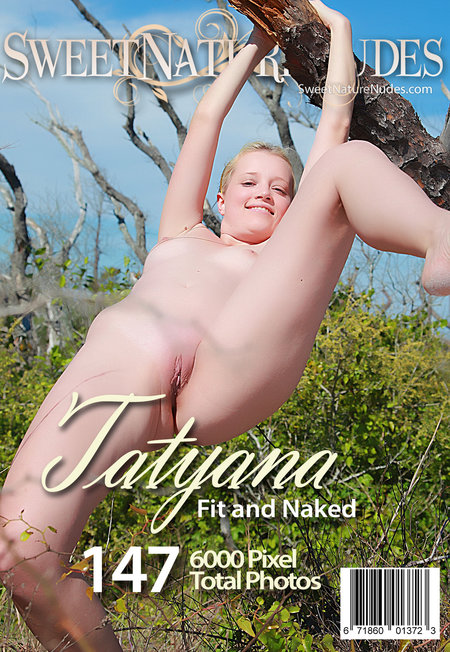 SweetNatureNudes.com Presents Fit and Naked