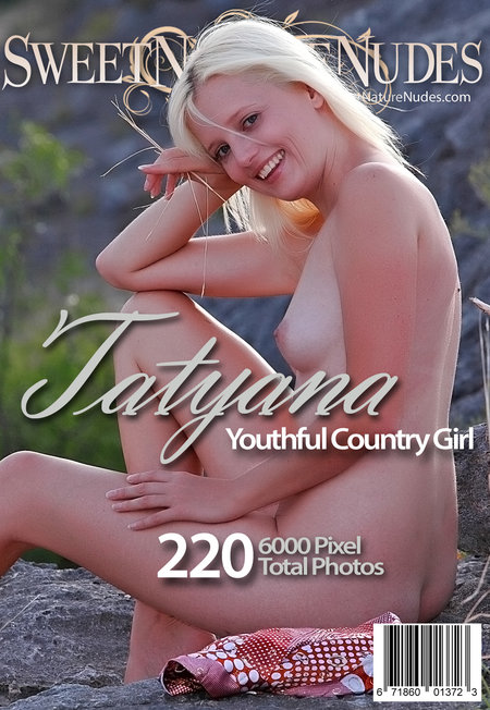 SweetNatureNudes.com Presents Youthful Country Girl