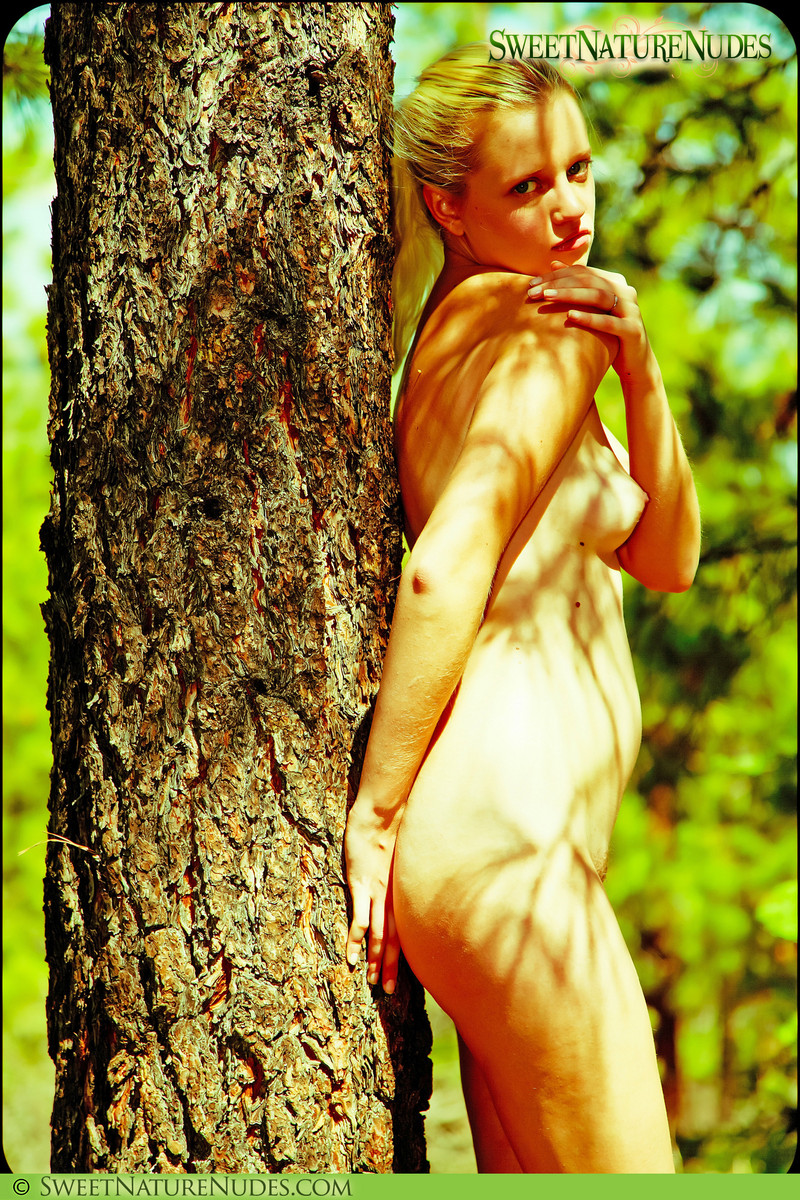 Sweetnaturenudes Cute Sey Simple Natural Naked Outdoor Beauty