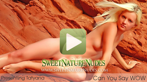 SweetNatureNudes.com Presents Can You Say WOW