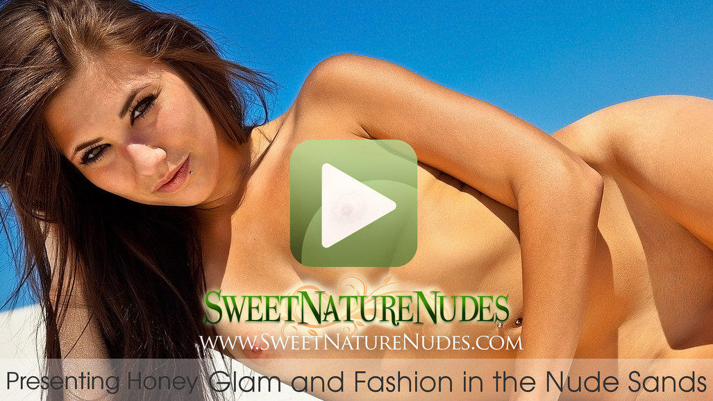 Glam and Fashion in the Nude Sands